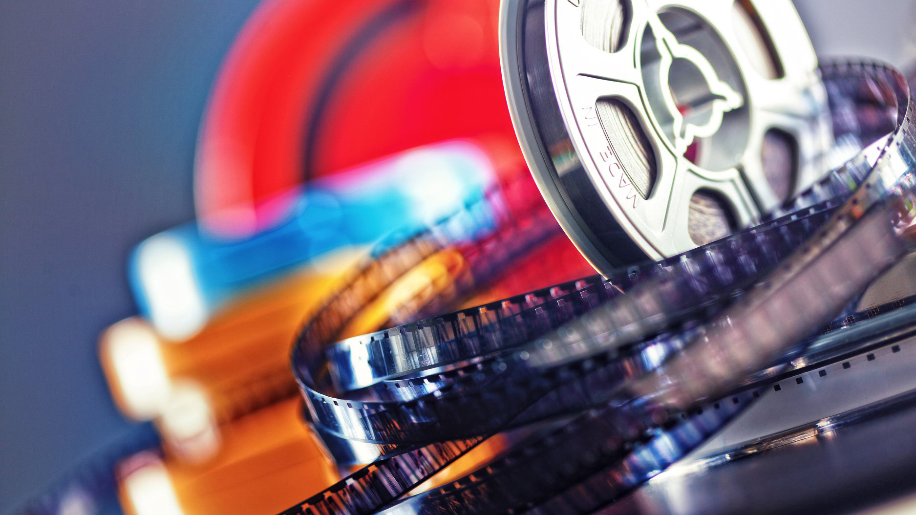 Digitize movie film