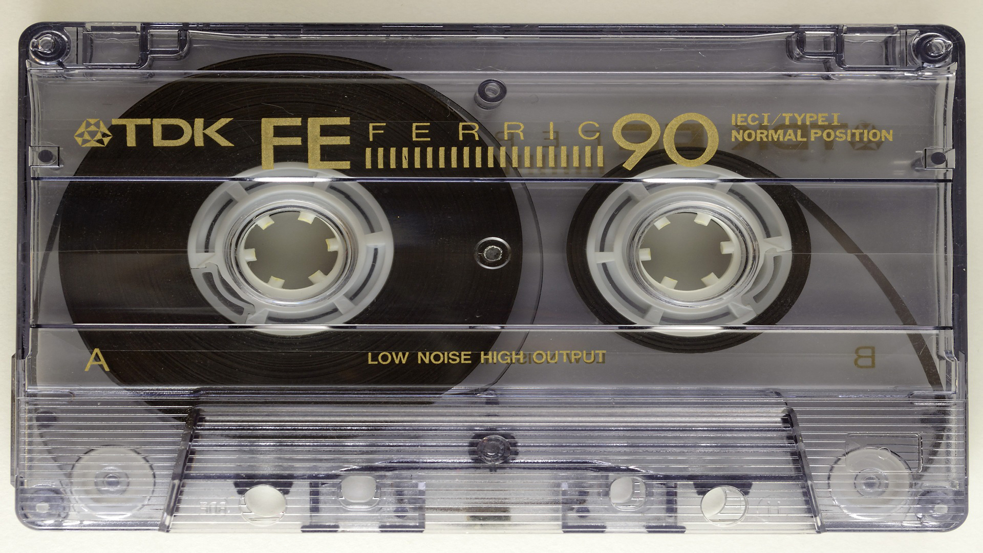 Old audio formats
